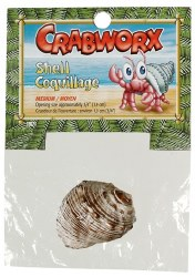 Crabworx Shells Medium