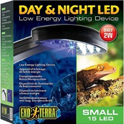 Day/Night LED Fixture Small