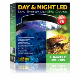 Day/Night LED Fixture Large