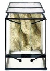 Glass Terrarium 18x18x24