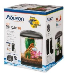 Mini Cube LED Desktop Aquarium