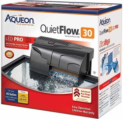 Aqueon Quiet Flow Filter 30