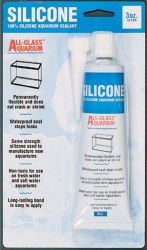 Aqueon Silicone Clear Aquarium Sealant 3oz