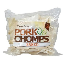 Premium Pork Chomps Baked Chips 12 Ounce