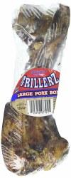 Wrapped Large Pork Bone