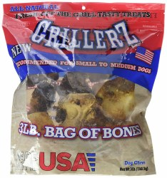 Grillerz Bag of Bones 3lb