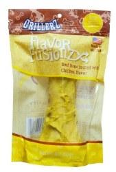 Grillerz Flavor Fusionz Beef Bone with Chicken Flavor Dog Treat 5-7 Inch 4oz bag