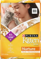 Purina Kitten Chow 14lb