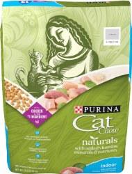 Purina Cat Chow Indoor Formula Dry Food 13lb