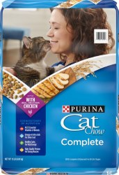 Purina Cat Chow Complete Dry Cat Food 16lb
