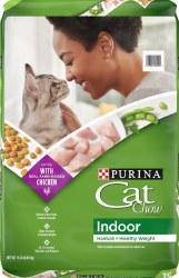 Purina Cat Chow Indoor Formula Dry Food 16lb
