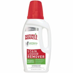 Natures Miracle Enzymatic Stain And Odor Remover 32oz