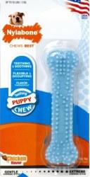 Puppy Chew Teething Blu Chick