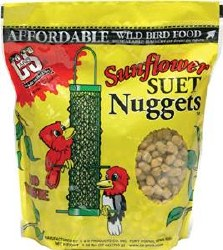 Sunflower Suet Nuggets 27oz