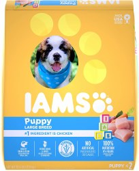 IAMS ProActive Health Smart Puppy Large Breed Dry Dog Food 30.6lb