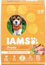 Iams Smart Puppy 15Lbs