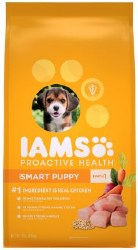 Iams ProActive Health Smart Puppy Original Dry Dog Food 7lb