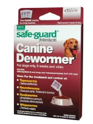 Safe Guard Wormer f/Dogs 4 Gms