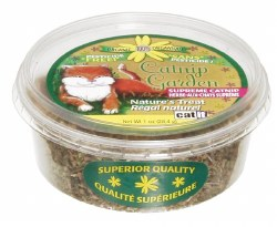 Catit 100 Percent Organic Garden Catnip 0.5 Ounce Jar