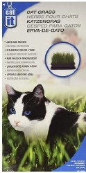 Catit Cat Grass 3oz Package