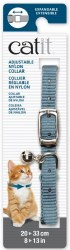 Adjustable Nylon Collor Blue