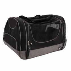 Dogit Explorer Tote Bag Grey & Black
