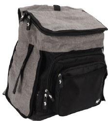 Dogit Explorer Backpack Gry/Bk