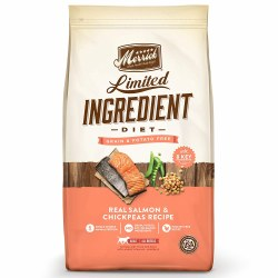 Merrick Grain Free Limited Ingredient Diet Real Salmon and Sweet Potato Recipe Dry Dog Food 22lb