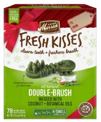 Fresh Kisses Coconut XS 78ct