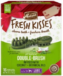 Fresh Kisses Coconut  Lg 16ct