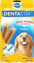 Pedigree Dentastix Original Large Dog Treats 6oz