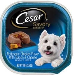 Cesar Savory Ckn/Bac/Chez3.5oz