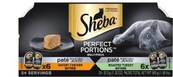 Sheba Poultry Pate Variety pk