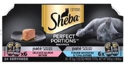 Sheba Seafood Pate Variety pk