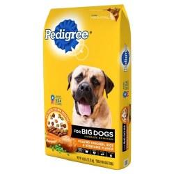 Pedigree Big Dog 46.8lb Bonus