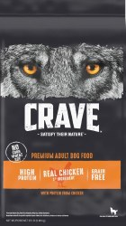 CRAVE Chicken 22lb
