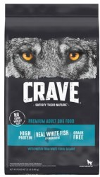 CRAVE Salmon Ocean Fish 22lb