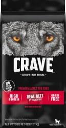 CRAVE Beef 4lb