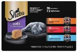 Sheba Mixed Pate 36ct
