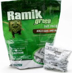 Ramik Rat/Mouse Killer 16-4oz