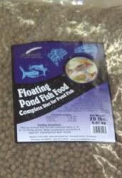 Armada Pond Food 20lb