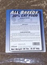 Armada Cat Food 20lb