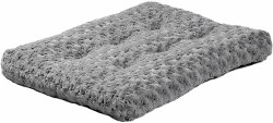 Ombre Swirl Bed Grey 23x 18in