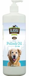 Alaska Nat Pollock Oil 32oz