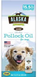 Alaska Nat Pollock Oil 15.5oz