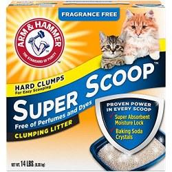Super Scoop Unscented 14lb