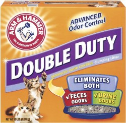 Arm & Hammer Double Duty Clumping Liter 20lb
