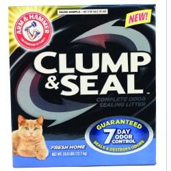 Arm & Hammer Litter Clump & Seal Fresh Home Litter