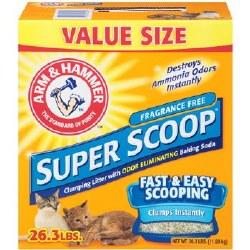 Super Scoop Clumping 26lb