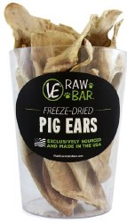 Freeze Dried Pig Ear Each